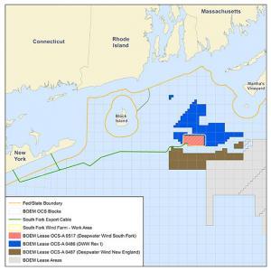 South Fork Bureau Of Ocean Energy Management