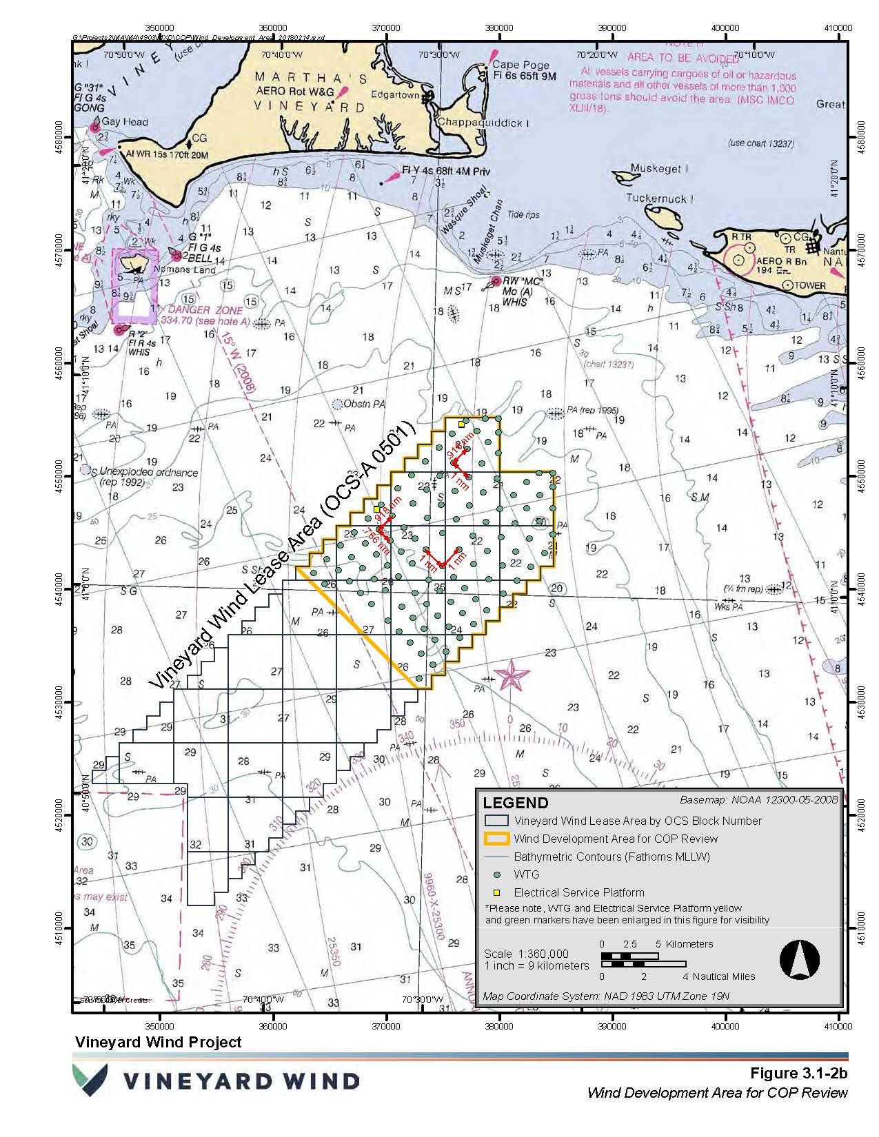 Vineyard Wind | Bureau of Ocean Energy Management