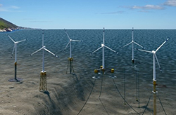 Domestic Energy Wind turbine